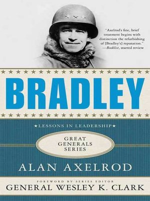 cover image of Bradley--A Biography